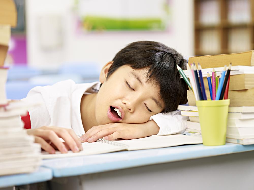 3 lý do khiến trẻ không tập trung khi học